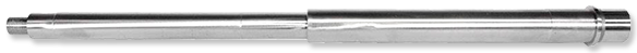 18 Inch Mid-Length Stainless Steel Barrel with Extension and Pin
