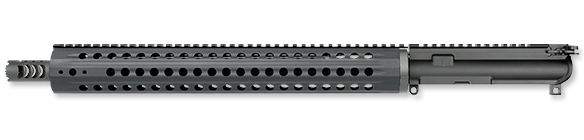 Tactical Carbine Upper Half
