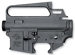 NM A2 Upper and Lower Receiver Set, stripped