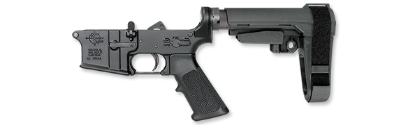 Lower Half, SBA3 Arm Brace
