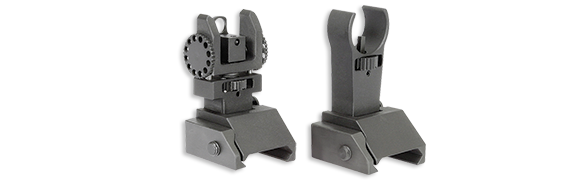 RRA Flip-Up Sights