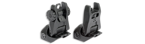 RRA NSP Flip-Up Sights