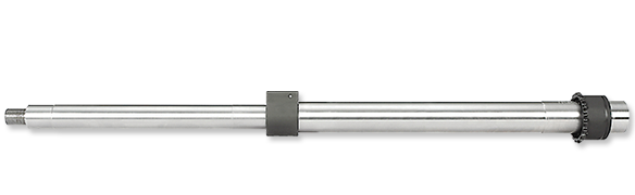 18 Inch Mid-Length Stainless Steel Barrels