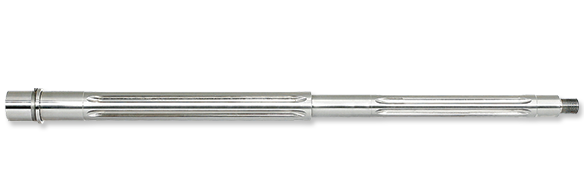 18 Inch Mid-Length Fluted Stainless Steel Barrels