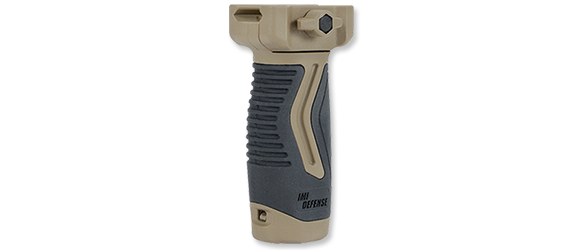 Vertical Foregrip, Tan