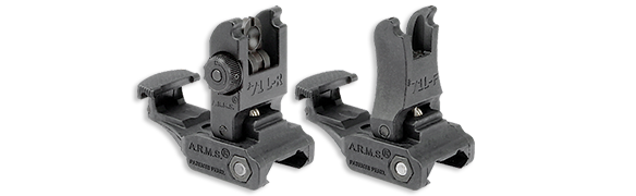 A.R.M.S. Flip-Up Sights