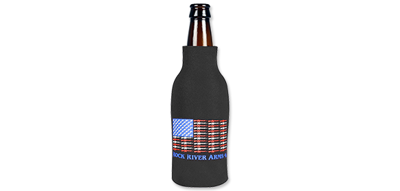 RRA Coolie Bottle Insulator, American Flag