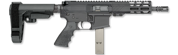 7 Inch A4 Pistol with SBA3 Arm Brace